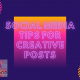 Blue, Pink and Orange Circle Games Influencer Facebook Cover
