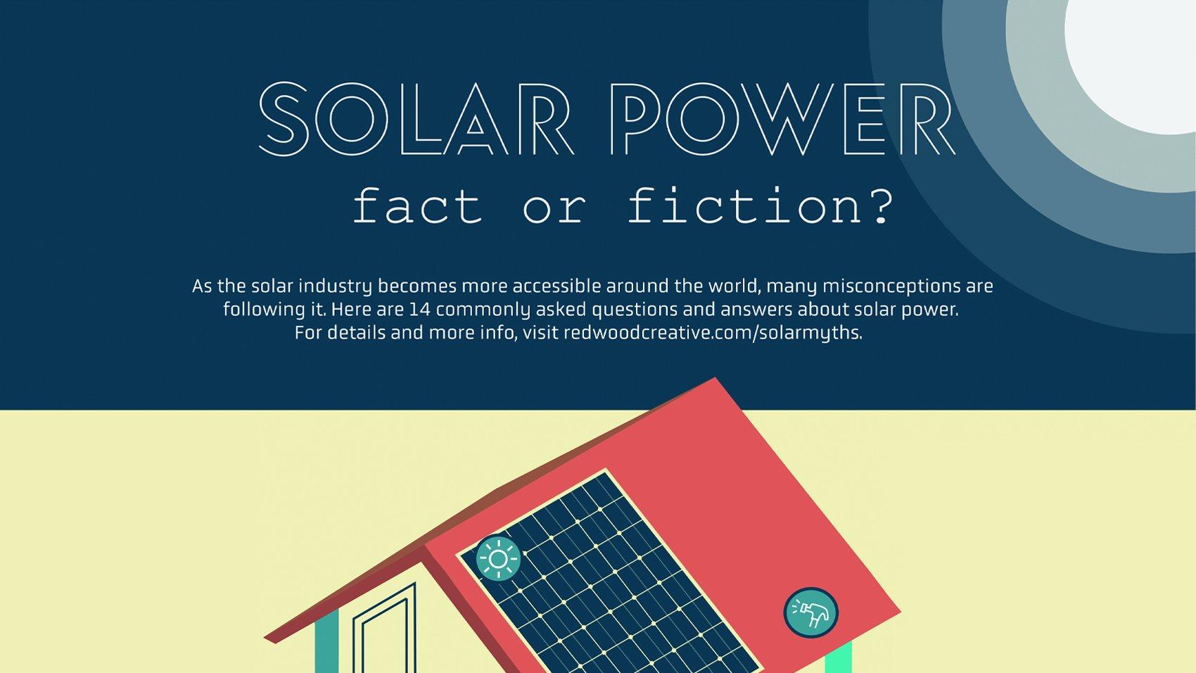 Solar Power Myths Featured Image