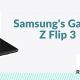 Samsung's Galaxy Z Flip 3 (1)